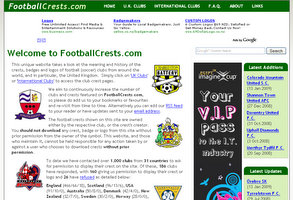 Football Crests